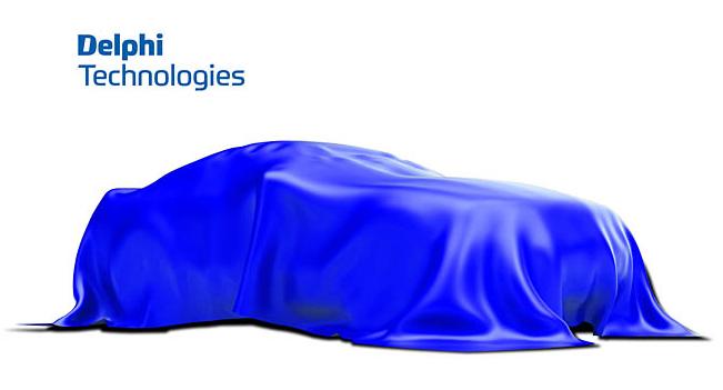 Delphi Technologies Automechanika Frankfurt 2018
