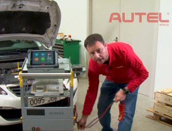 El MaxiSys 908IM de Autel, a prueba en un nuevo videotutorial