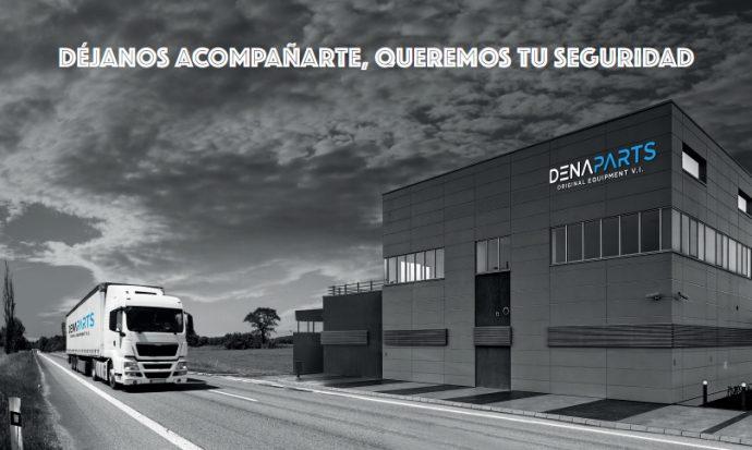 Denaparts distribuidor especialista en recambios para vehículo industrial