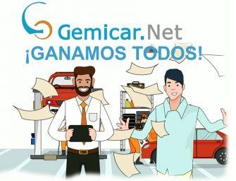 El software para talleres GemiCar.Net, con un 20% de descuento en noviembre