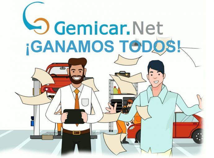 descuento software para talleres GemiCar.Net noviembre 2019