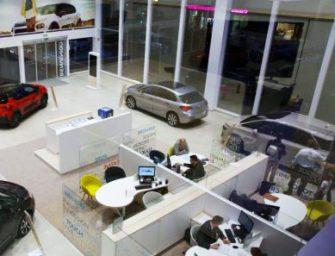 Las ventas de coches no salen del bache a pesar de las facilidades a clientes