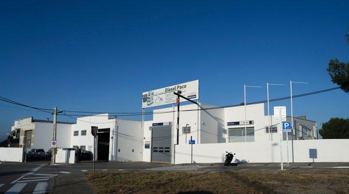 Diesel Parts & Components ampliación instalaciones Viladecavalls Barcelona