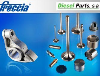 Diesel Parts adquiere la distribución de la italiana Freccia