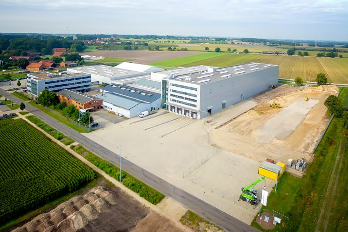 Diesel Technic sede central