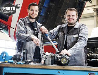 Diesel Technic muestra en vídeo cómo cambiar el compresor de un camión