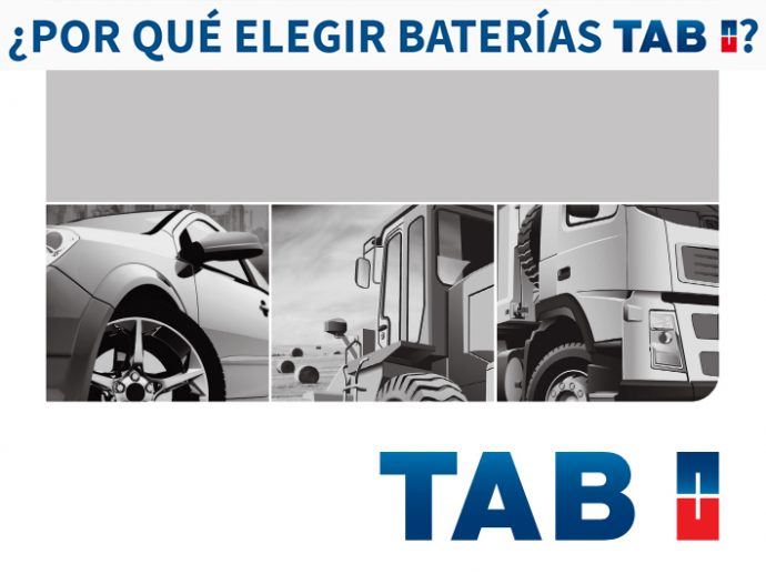 diez razones para apostar por baterías TAB Batteries