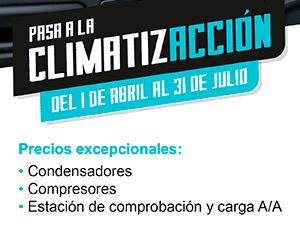 """Distrigo incentiva a los talleres con su campaña """"Pasa a la ClimatizAcción"""""""