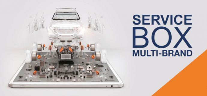 Distrigo catálogo electrónico recambios Service Box Multi-Brand