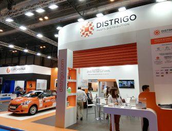 Distrigo y Eurorepar Car Service en Motortec Automechanika Madrid 2019
