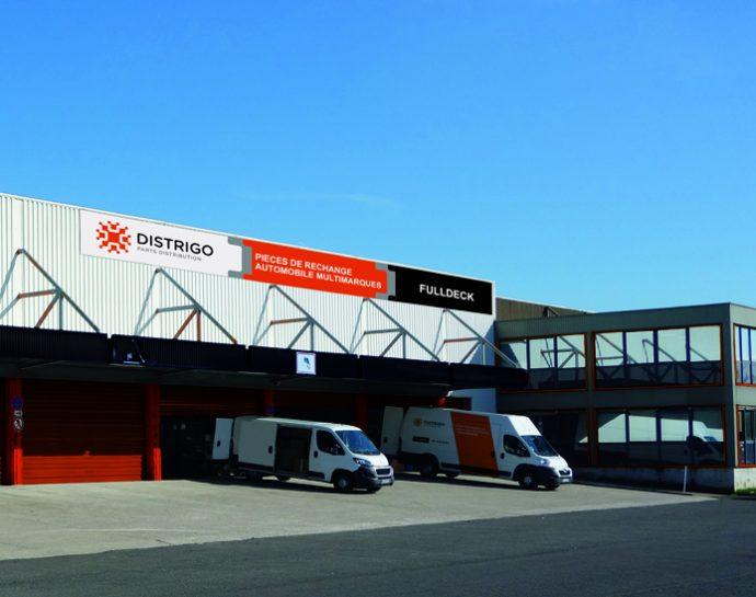 Distrigo y Eurorepar Car Service en Motortec 2019