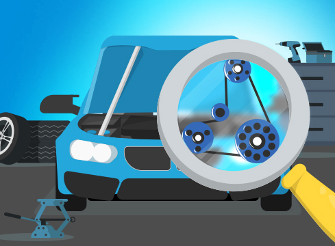 ECEC comparte curiosidades de los componentes del vehículo en materia de seguridad