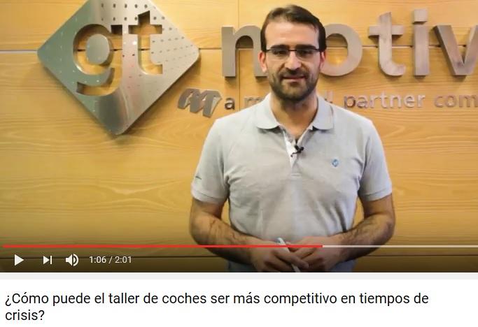 taller competitivo GT Motive