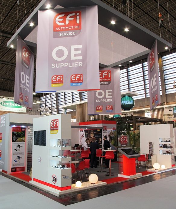 EFI Automotive en Equip Auto 2017