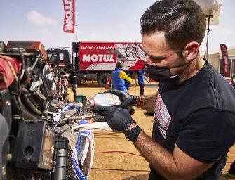 Cinco españoles terminan el Dakar en la categoría extrema Original by Motul