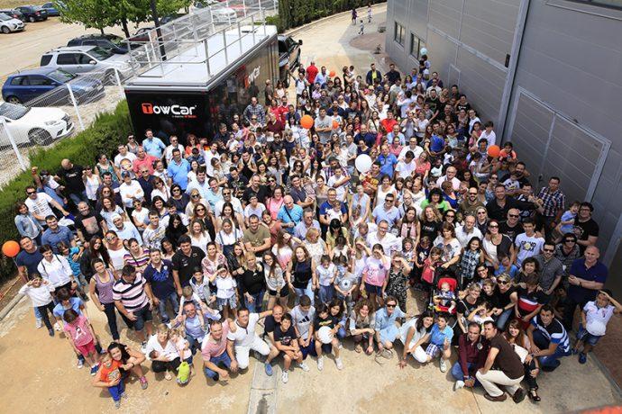 25 Aniversario Enganches Aragón