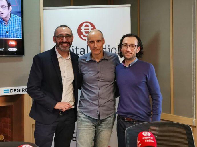 entrevista Francisco Ramos sondas lambda FAE