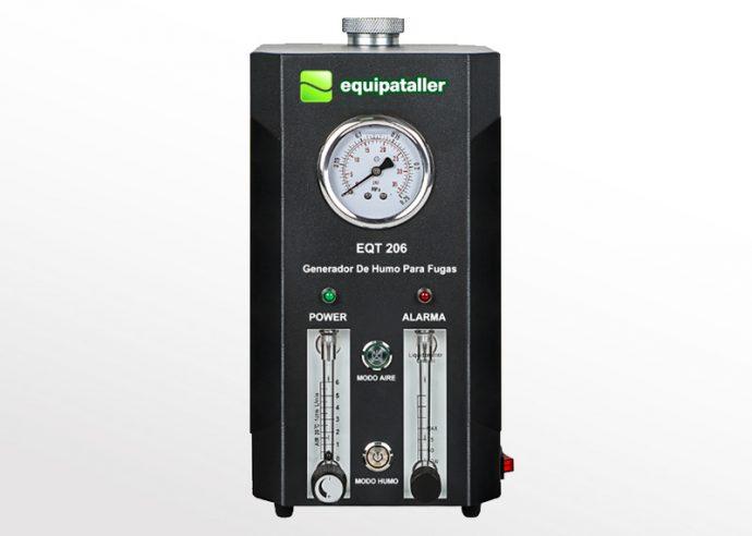 Equipataller generador de humo EQT 206 para detector de fugas