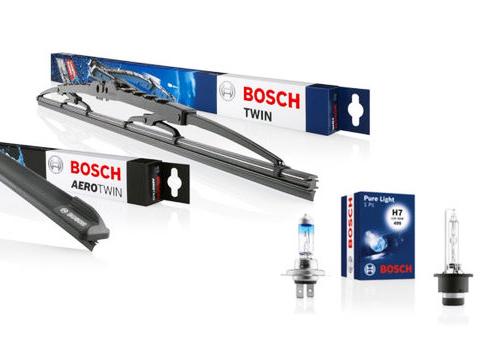escobillas lamparas Bosch