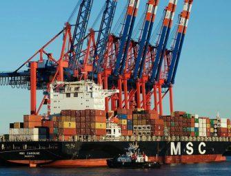 Un estudio confirma que los barcos de los puertos españoles contaminan más que el tránsito terrestre