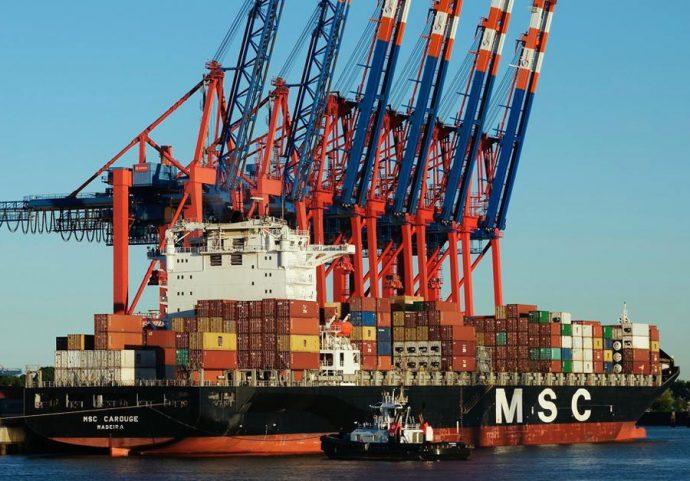 estudio contaminación de los barcos en puertos españoles