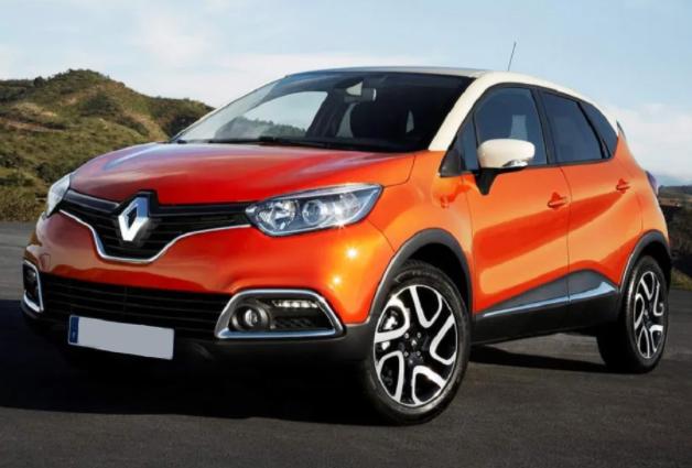 ETAI nota técnica desmontaje y montaje de la cuna en Renault Captur