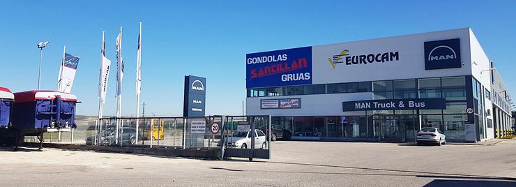 Eurocam es nuevo servicio oficial MAN Truck & Bus Iberia en Burgos