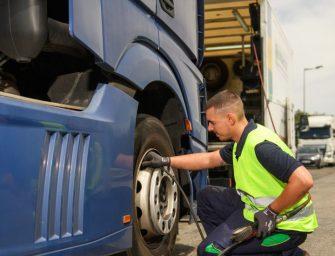 El estado del neumático, clave para la eficiencia de las flotas de camiones