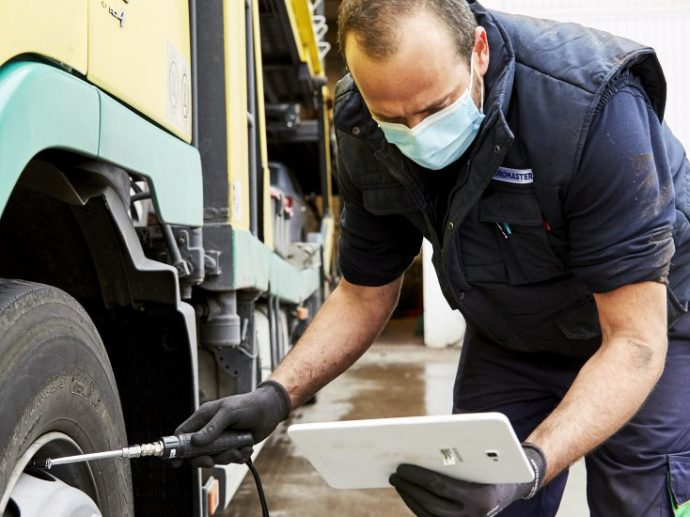 Euromaster recuerda al transporte autónomo ventajas de un buen mantenimiento
