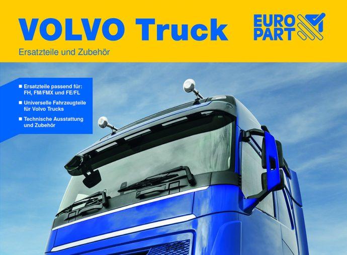 EUROPART catálogo para camiones Volvo