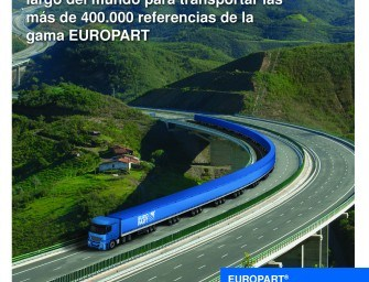 Europart presenta nueva imagen en España