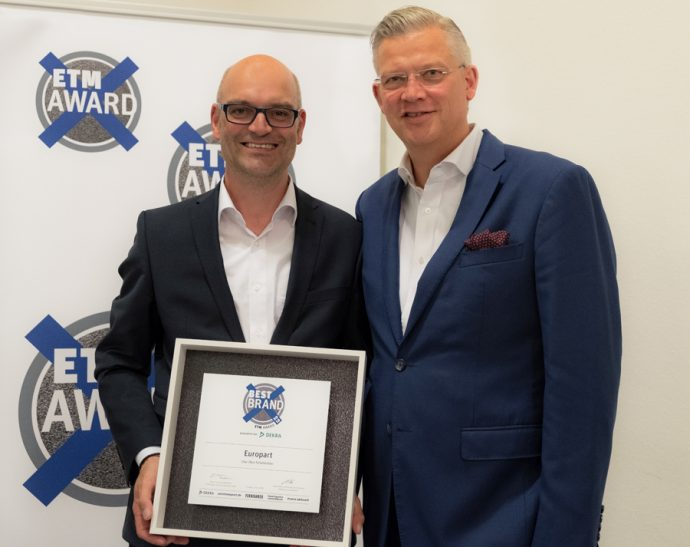 EUROPART 'Mejor marca' 2018