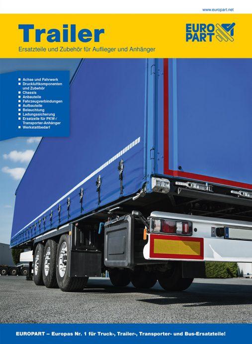EUROPART catálogo para remolques
