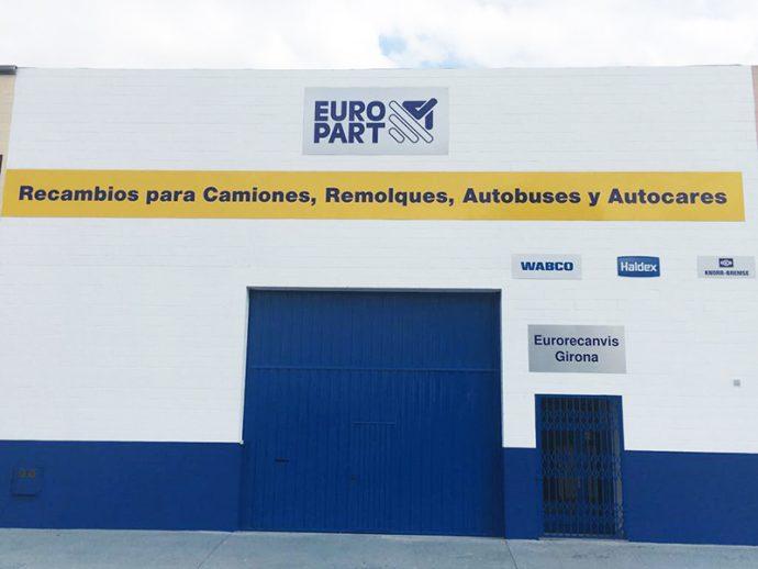 Eurorecanvis Girona EUROPART