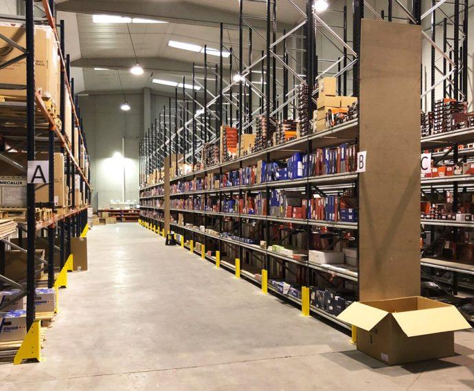 Exclusivas BCN nuevas instalaciones y almacén en Madrid