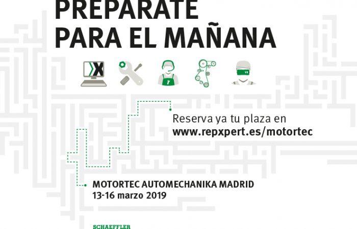 experiencia repxpert schaeffler en motortec 2019 700x450