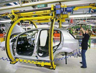 La fabricación de vehículos en España se redujo un 19,6% en 2020