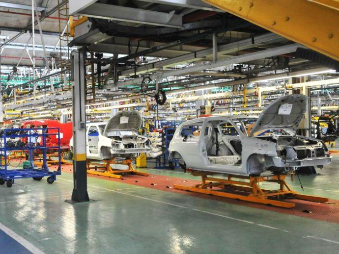 factorías de automóviles en España