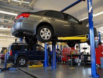La facturación de los talleres de automóviles creció un 2,3% en 2018
