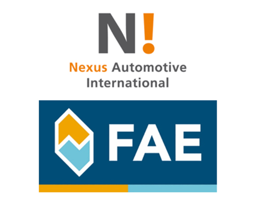 FAE listed supplier de Nexus