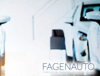 """Fagenauto pide """"flexibilidad y diligencia"""" en la aceptación de ERTEs a los servicios oficiales"""