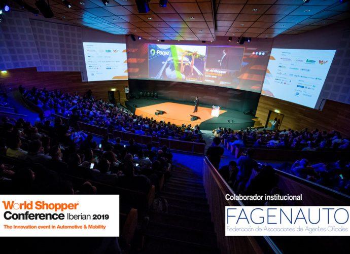Fagenauto colaborador institucional World Shopper Conference Iberian 2019
