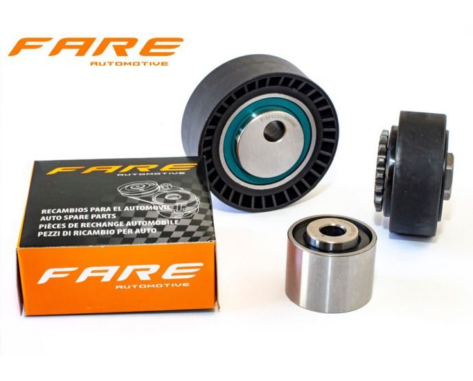 FARE Automotive nuevas referencias caucho-metal