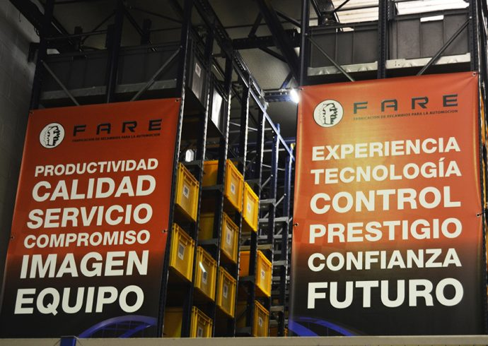 FARE Automotive se incorpora Sernauto
