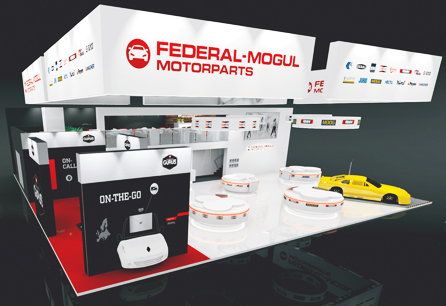 Federal-Mogul Automechanika Frankfurt 2018