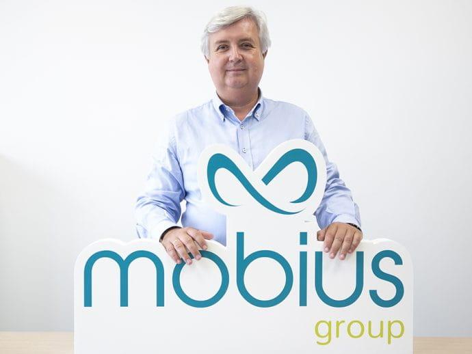 Fernando Pérez Granero CEO de Mobius Group