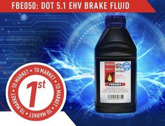 Ferodo lanza el primer líquido de frenos específico para eléctricos e híbridos