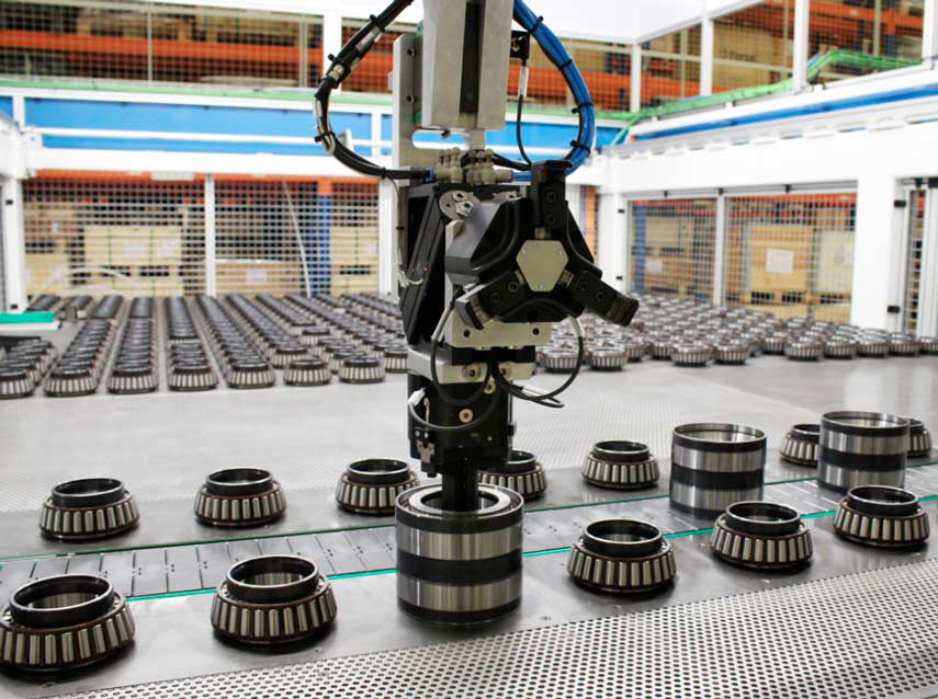 Fersa Bearings nuevo proveedor de Daimler en Alemania