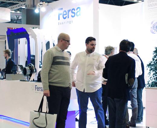 Fersa Bearings ya prepara Motortec Automechanika 2019