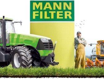 MANN-FILTER mostrará en FIMA sus novedades para maquinaria agrícola